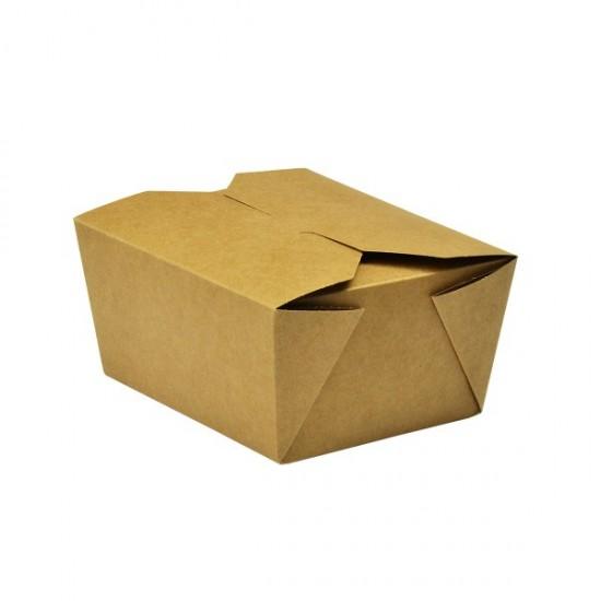 7 dl-es karton ételdoboz