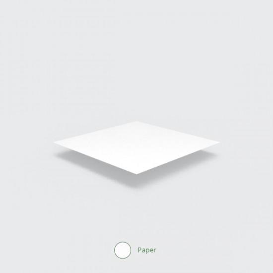 Fehér zacskó, 31x31 cm