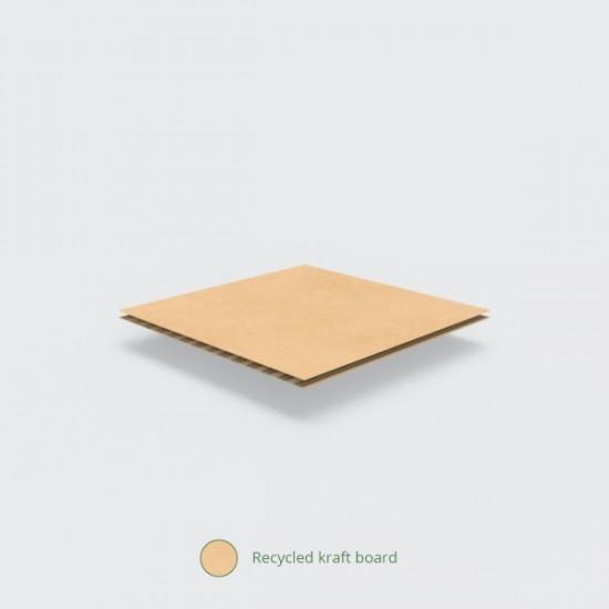 Mini pizzás doboz, 17,8 cm