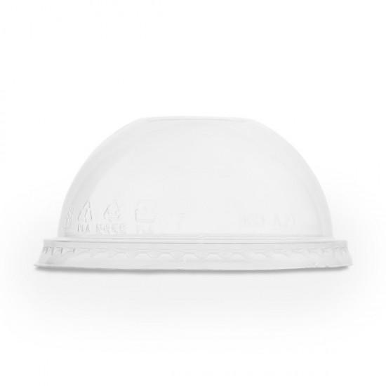 PLA dóm tető, szívószál nyílás nélkül, 96 mm