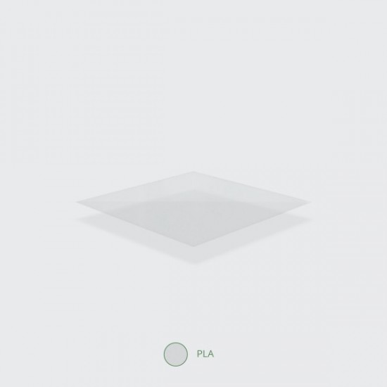 4,7 dl-es PLA kerek doboz