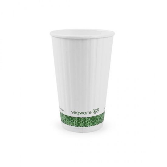 4,7 dl-es domború falú lattes pohár