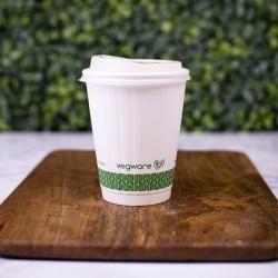 2,3 dl-es domború falú cappuccinos pohár