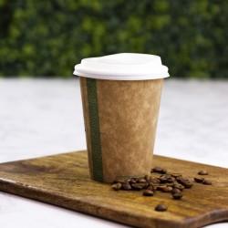 4,7 dl-es barna kávés pohár