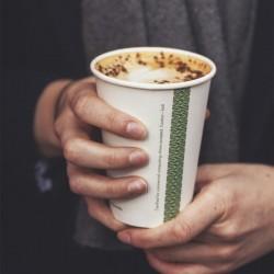 3,6 dl-es lattes kávés pohár