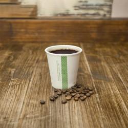 1,7 dl-es fehér, széles kávés pohár