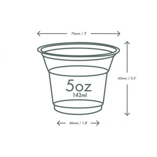 1,4 dl-es PLA pohár