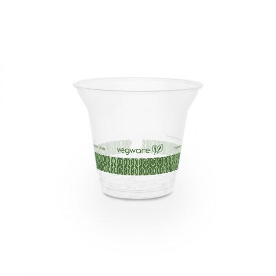 2,5 dl-es feliratos desszertes PLA pohár