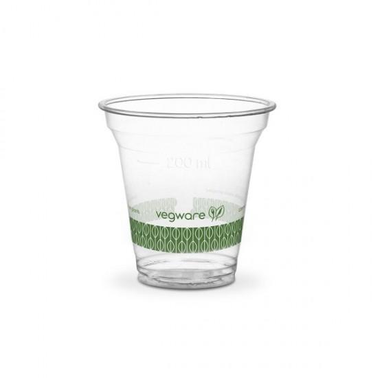 2 dl-es, feliratos PLA pohár, szintjelzéssel