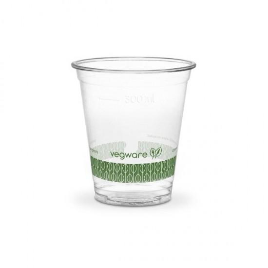 3 dl-es, feliratos PLA pohár,szintjelzéssel