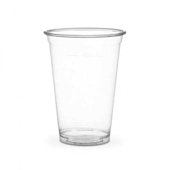 4 dl-es PLA pohár, szintjelzéssel