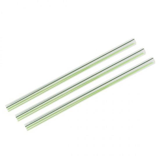 10 mm-es, PLA szívószál