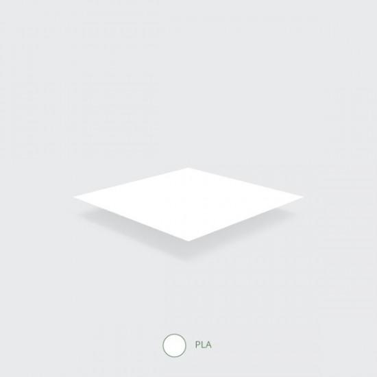 Fehér, közepes kesztyű