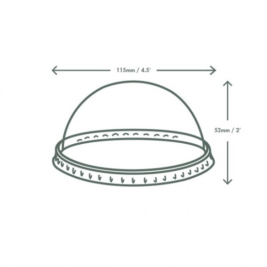 Nagy, PLA leveses dómtető