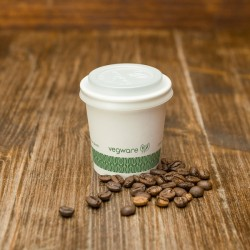 CPLA anyagú presszó kávés pohártető