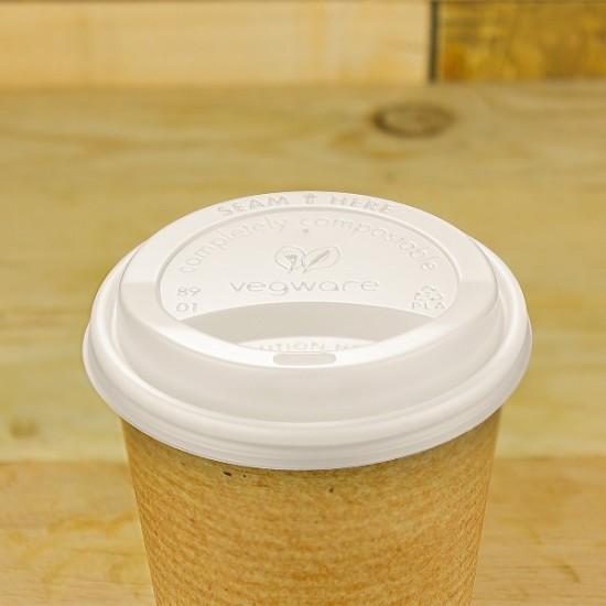 CPLA anyagú kávés pohártető