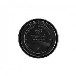 CPLA anyagú fekete kávés pohártető