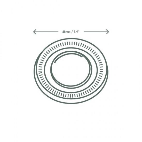 PLA szószos tető, 0,1-0,3 tálkához