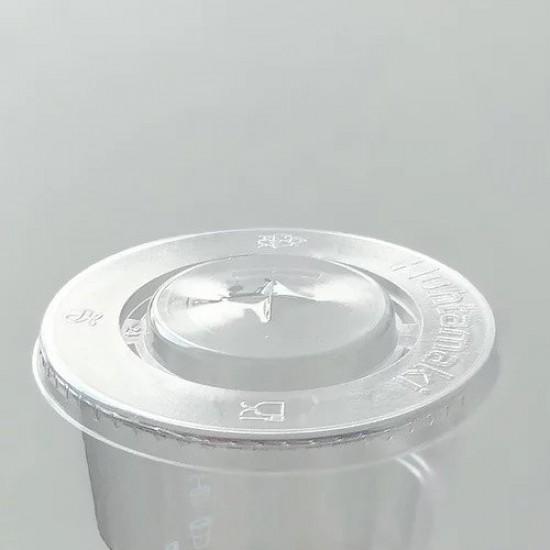 Iamplant PLA lapos tető, szívószál nyílással